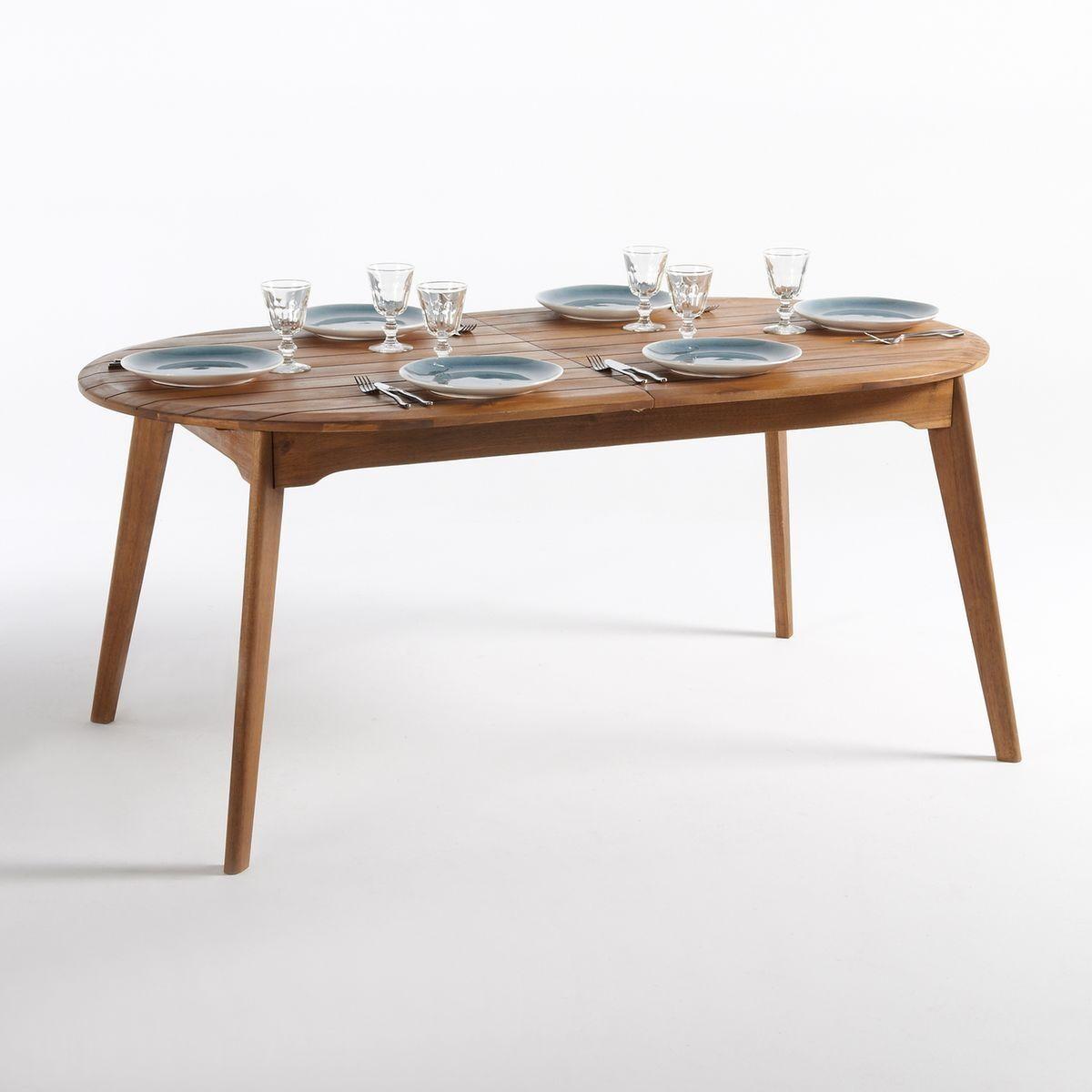 La Redoute Table de jardin acacia FSC®, Julma - LA REDOUTE INTERIEURS