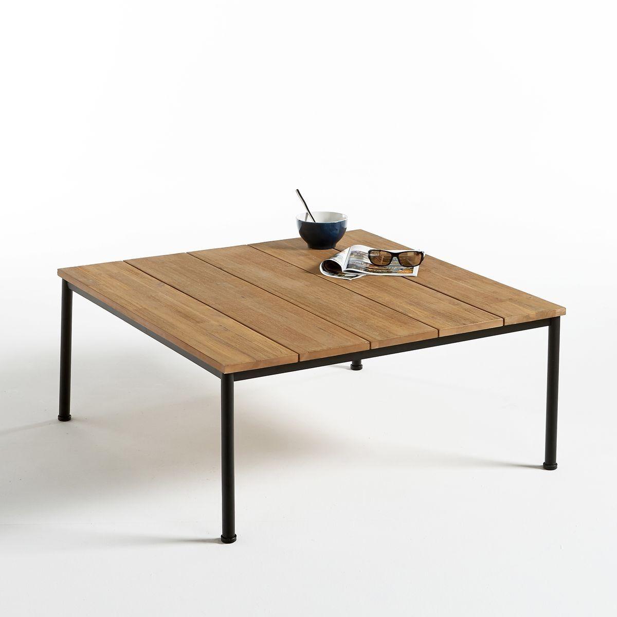 La Redoute Table basse de jardin, HIBA - LA REDOUTE INTERIEURS