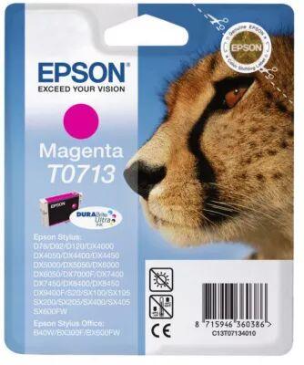 Epson Cartouche d'encre Epson T0713 Magenta série Guépard