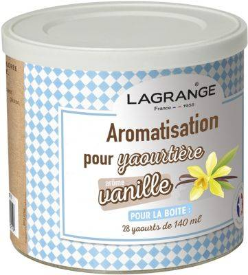 Lagrange Arôme Lagrange vanille pour yaourts