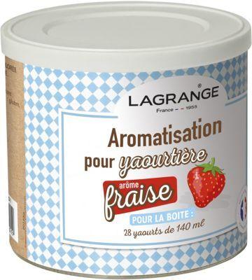 Lagrange Arôme Lagrange fraise pour yaourts