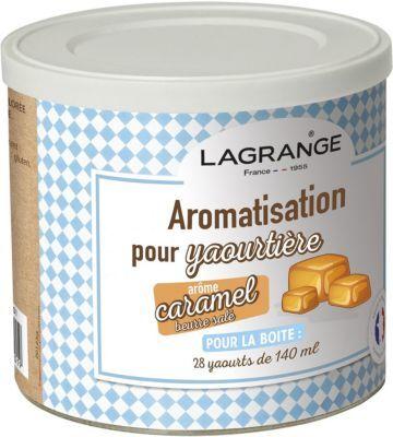 Lagrange Arôme Lagrange caramel/beurre salé pour yaourts