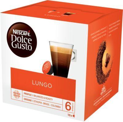 Nestle Dosette Dolce Gusto Nestle Nescafé Lungo Dolce Gusto