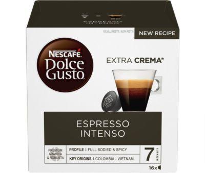 Nestle Dosette Dolce Gusto Nestle Nescafé Espresso Intenso Dolce Gusto