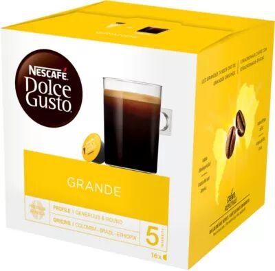 Nestle Dosette Dolce Gusto Nestle Nescafé Grande Dolce Gusto