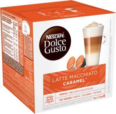Nestle Dosette Dolce Gusto Nestle Nescafé Latte Macchiato Caramel Dolce G