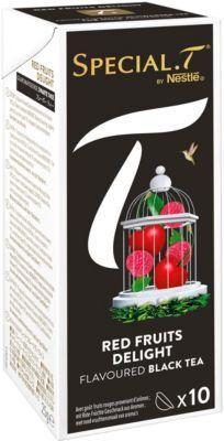 Nestle Capsules Nestle Special.T Thé Noir Red Fruit Delight x10