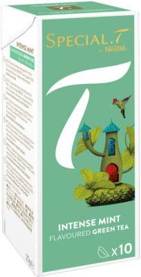 Nestle Capsules Nestle Special.T Thé Vert Intense Mint x10