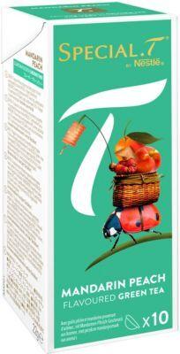 Nestle Capsules Nestle Special.T Thé Mandarin Peach x10