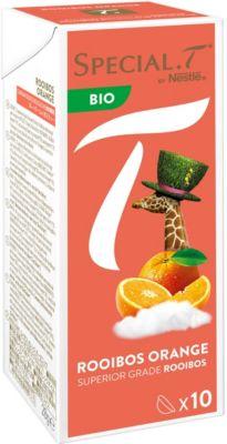 Nestle Capsules Nestle Special.T Thé Rooibos Orange x10