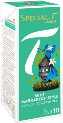 Nestle Capsules Nestle Special.T Thé Vert Mint Marrakech Style