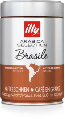 Illy Café en grains Illy Boite 250g Espresso grains Brésil