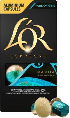 L'or Capsules L'or Espresso Café Papouasie 7 X10