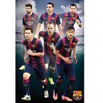Marchandise officiel de Football FC Barcelone Affiche Joueurs Poster... par LeGuide.com Publicité