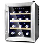 Cecotec Cave à vin Grand Sommelier 1200 CoolWood. Capacité pour 12 Bouteilles,... par LeGuide.com Publicité