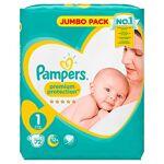 pampers  Pampers New Baby Taille 1 2-5 kg x72 couches ... par LeGuide.com Publicité