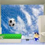 Czxmp Personnalisé Mur Papier Peint Moderne 3D Stéréoscopique Sport Football... par LeGuide.com Publicité