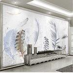 Czxmp Personnalisé 3D Mural Moderne Minimaliste Nordique Rustique Style... par LeGuide.com Publicité