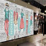 TOORY mural Fond D'Écran Effet 3D Papier Peint Mural Costume Anglais... par LeGuide.com Publicité