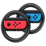 STEELPLAY JOY-CON Wheel PAIR Steelplay Paire de Volants pour Nintendo Switch... par LeGuide.com Publicité