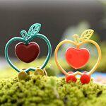 Kungfu Mall Miniature Plastique Pomme Amour Mousse Micro Paysage Jardin... par LeGuide.com Publicité