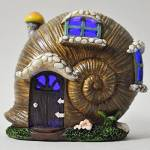 Prezents.com Fée Jardin anglais Coquille d'escargot Maison Jardin... par LeGuide.com Publicité