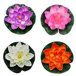 Gemini_mall ® Flottant étang Décoration Nénuphar/Fleur de Lotus en Mousse,... par LeGuide.com Publicité