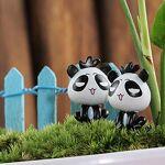 Kungfu Mall Décoration Miniature en Pot en Forme de Panda Description... par LeGuide.com Publicité