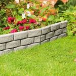 Parkland ® Bordure de jardin Effet brique A enfoncer Pack of 12 gris... par LeGuide.com Publicité