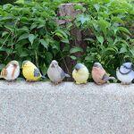 ZHIXX MALL ZhiXX?Mall Lot de 6 décorations de Jardin en résine pour Oiseaux,... par LeGuide.com Publicité