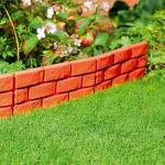 Parkland ® Bordure de jardin Effet brique A enfoncer Pack of 32 terre... par LeGuide.com Publicité