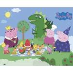 disney  Disney GB Eye 40x 50cm Pique-Nique Princesse Peppa Pig Mini Posters,... par LeGuide.com Publicité