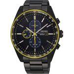 seiko  Seiko Solar Au travers de la force de l'acier, cette montre... par LeGuide.com Publicité