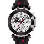 tissot  Tissot T-Race T115.417.27.011.00 Chronographe pour Homme Matérial... par LeGuide.com Publicité