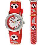 ravel  Ravel Football Time Teacher Cadran Blanc Enfants-garçons Rouge... par LeGuide.com Publicité