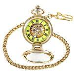 JB Pocket Watch De Luxe Montre de Poche et Pour Montres à Gousset Mécanique... par LeGuide.com Publicité