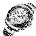 SYCZG Hommes Automatic Mechanical Watch Luminous Luxury Brand Black Military... par LeGuide.com Publicité