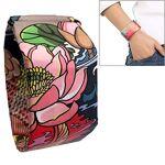 Xlin Brocade Poisson modèle Creative Paper Fashion Montre Papier Intelligent... par LeGuide.com Publicité