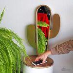 Adept Home Miroir Cactus en laiton, hauteur 61 cm, Amadeus Matière: métal... par LeGuide.com Publicité