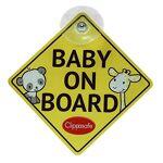 clippasafe  Clippasafe bébé et enfant on Board Never under-estimate the... par LeGuide.com Publicité