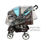 Bebeachat Habillage de pluie pour combiné poussettes avec canopy (poussette... par LeGuide.com Publicité