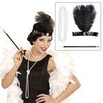 NET TOYS Kit Costume Charleston avec Bijou de tête, Collier et Porte-Cigarette... par LeGuide.com Publicité