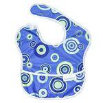 hippychick  HIPPYCHICK Bumkins Super Bib Cercle Bleu Foncé Fait de Bumkins... par LeGuide.com Publicité