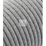 Merlotti Câble électrique rond Rond recouvert de tissu coloré fils brut... par LeGuide.com Publicité