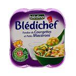 bledina  BLEDINA Blédina Fondu De Chef De Courgette Et Mini Macaroni (12... par LeGuide.com Publicité