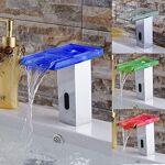 HYY-YY HYY-AA Couleur Lumineux Led Changement cuivre salle de bains sous... par LeGuide.com Publicité