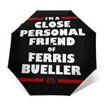 AISOJFBA Ferris Bueller Parapluie Pliable Coupe-Vent Compact Ouverture... par LeGuide.com Publicité