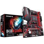 gigabyte  Gigabyte B450M Gaming Carte mère Intel AMD B450 Socket AM4 Produit... par LeGuide.com Publicité