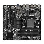 asrock  ASRock 970M PRO3 Carte mère AMD Micro ATX Socket AM3+ Flexible... par LeGuide.com Publicité