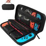 rk  RK eeQiu Étui de transport pour Nintendo Switch avec 20 cartouches... par LeGuide.com Publicité